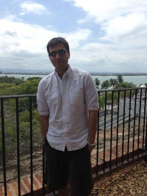 Shahryar Minhas bio photo